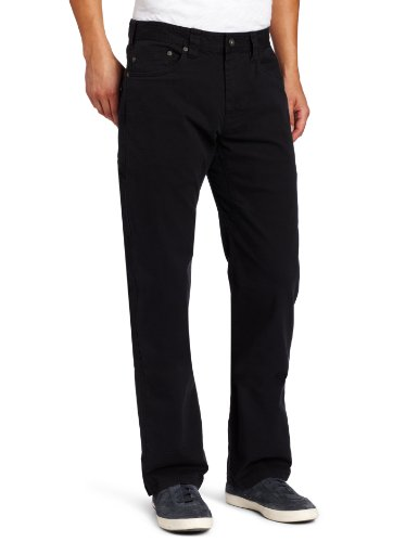 prAna Men's Bronson Pant,33,Black