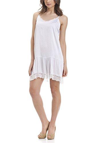 Laura Moretti Lrmp7n6317 - túnica Mujer Blanco