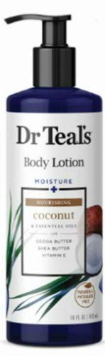 Teals Coconut Body Lotion Pack