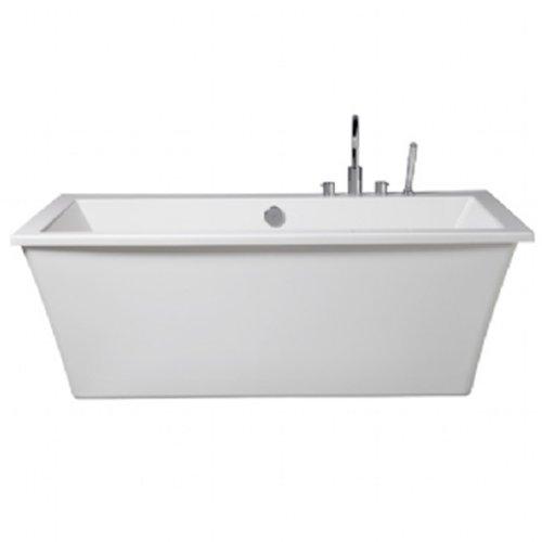 Porcher 60545 freestanding soaker tub for Best soaker tub for the money