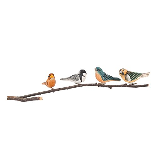 Wooden Clip Songbirds