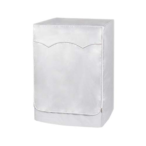 T-Language Washer/Dryer cover for Front-loading machine Waterproof Washing Machine Cover(W23.62