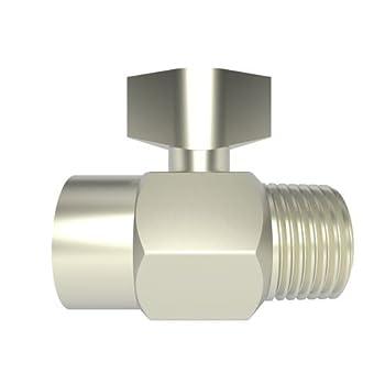 Newport Brass 216/15S Shower Volume Control, Satin Nickel