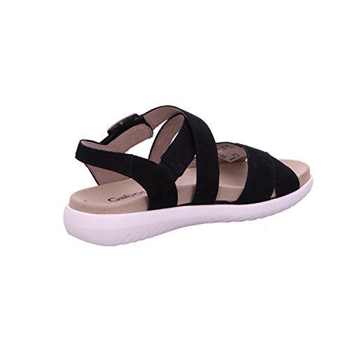 Gabor 62.752.47 - Sandalias de vestir para mujer negro