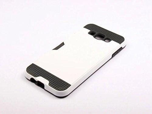 Slim Shockproof Case for Samsung A8 (White) - 5