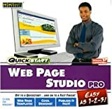 New Quickstart Quickstart Web Page Studio Pro Over 20 Pre-Defined Professional Web Page Templates