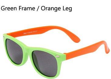 sol de os Gafas os TPEE os Gafas Gafas Pierna Sombras sol seguridad flexibles los Verde Naranja ni Recubrimiento TR90 ni sol de polarizadas de con Ni Hykis de gafas UV400 aRFwgZxqP