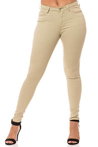 Aphrodite Plus Size Jeans for Women - High Rise Waisted Skinny Womens 30