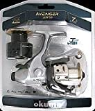 Okuma Avenger Baitfeeder Spinning Reel (280-Yards/15)