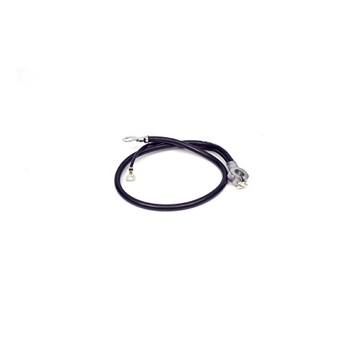 Eckler's Premier Quality Products 33-182232 Camaro Battery Cable, Spring Ring, Negative, 396ci, by Premier Quality Products