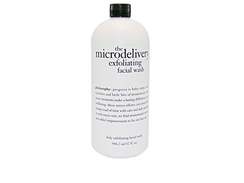 (Philosophy the Microdelivery Micro-Massage Exfoliating Wash 32 Ounce)