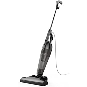 Corded Stick Vacuum Cleaner by BESTEK - Upright and Handheld 2-in-1 with HEPA Filtration