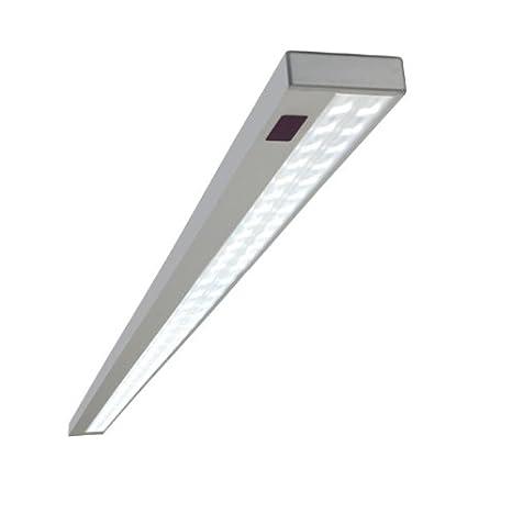 Highlights - Foco led con sensor de movimiento para colocar bajo armarios (aluminio)