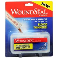 WoundSeal Powder, 4 Each (Pack of 6)