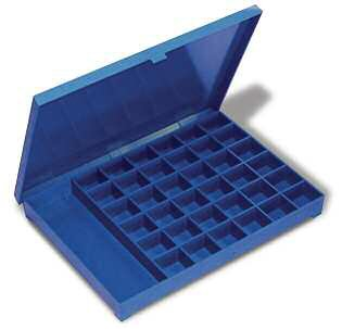 X-Ray Markers, Lead Letter Box - 36 Compartments