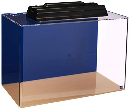 - SeaClear 20 gal Acrylic Aquarium Combo Set, 24 by 13 by 16