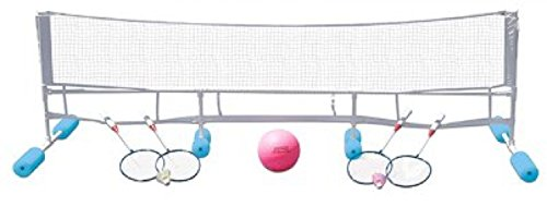 Super Combo Water Volleyball Game (Poolmaster 72708 Super Combo Water Volleyball / Badminton Game ..#from-by#_5stars-shop_72112034888779)