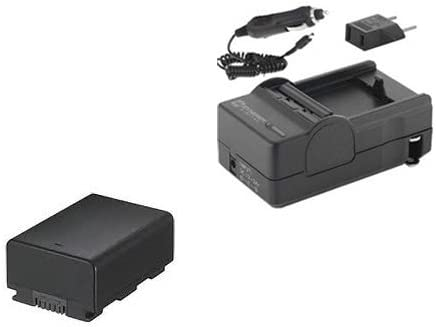 SDIABP210E Battery Samsung HMX-F90 Camcorder Accessory Kit includes SDM-1524 Charger