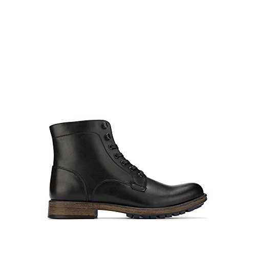 Onoterade, En Kenneth Cole Produktion Spets-up High-top Boot - Mens - Svart