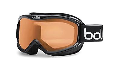 Bolle Mojo Snow Goggles (Shiny Black, Citrus)
