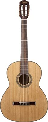 Fender CN-90 Classical Acoustic Guitar, Rosewood Fingerboard - Natural