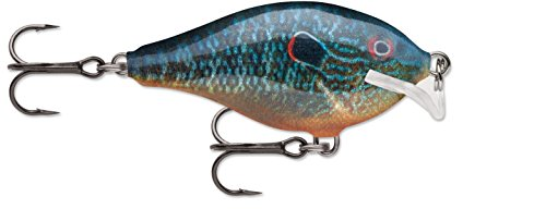 Scatter Bait (Rapala Scatter Rap Crank Shallow 05 Live Pumpkinseed)