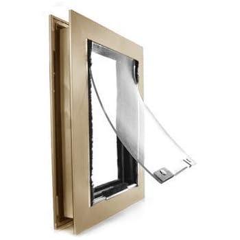 Amazon Com Hale Pet Doors Door Model Double Flap Extra