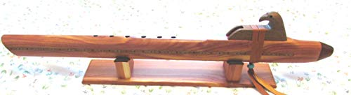 Native American Flute - Low D - Cedar - Hand Made- For smaller hands/Women