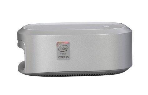 Acer Desktop Computer Revo Base Intel Core i5 5th Gen 5200U (2.20 GHz) 8 GB DDR3L 1 TB HDD Intel HD Graphics 5500 FreeDOS Model RN66-UR12