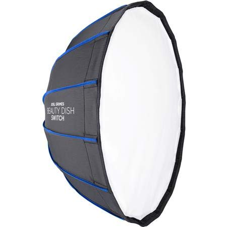 Rapid Box Switch Collapsable Beauty Dish 24''