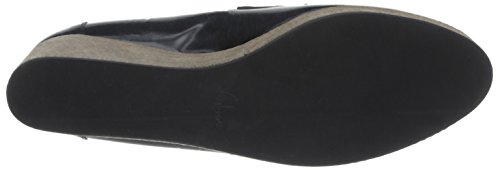 Castañer Valerie / Box Leather Woven Suede - Mocasines para mujer Sand / Black
