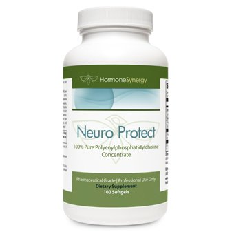 Neuro Protect 100% Pure Polyenyl phosphatidylcholine Concentrate 900mg, 100 ea Softgels (phosphatidyl choline) | by HormoneSynergy (Image #4)