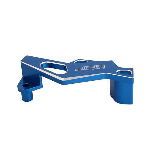 Color Azul Protector de Freno Trasero para Yamaha WR250F WR450F YZ125 YZ250 YZ250F YZ450F 2006-2017 WR250R WR250X JFG RACING