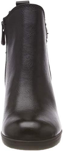 Marco 002 Chelsea Femme Black Antic Tozzi 21 Bottes Noir 25330 FwfHrqWF