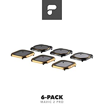 Aperture Kit 3 Pack X5S AND X5 TIFFEN ND Filter Kit for DJI INSPIRE 2 X7 X5R