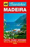 Front cover for the book Baedeker's Madeira by Kate O'Day