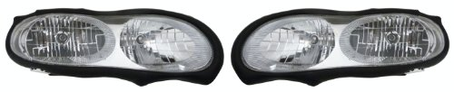 1999 camaro passenger headlight - 9