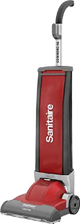 """Sanitaire SC9050A Commercial Duralite CRI Approved Upright Vacuum Cleaner with 5 Amp Motor, 13"""" Cleaning Path"""