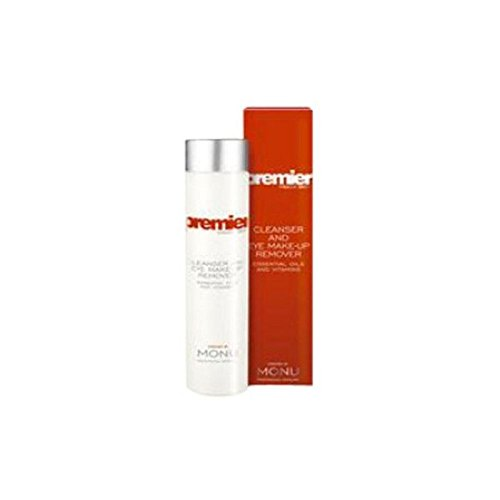 Premier Model Skin Cleanser And Eye Makeup Remover (200ml) (Pack of 2) by Premier Model