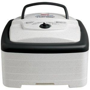 Nesco Snackmaster FD-80 Food Dehydrator - CB4828