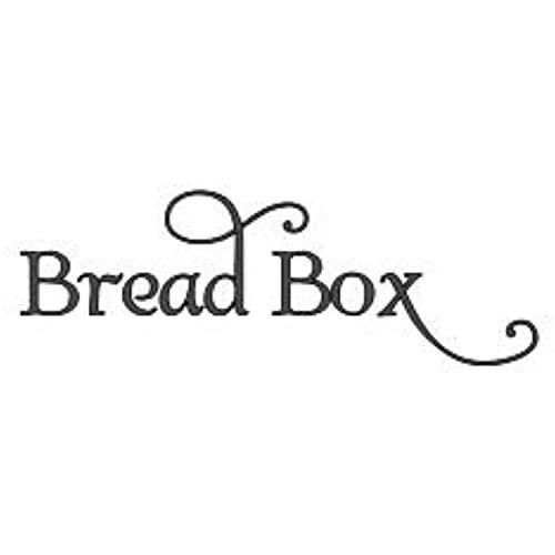 A Good Decals USA Bread Box Label - Vinyl Decal Sticker - 6