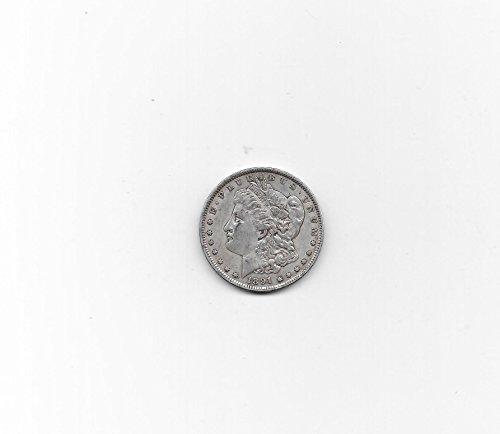 1891 -P MORGAN SILVER DOLLAR-AFFORDABLE -VERN'S CARD & COIN Dollar VF