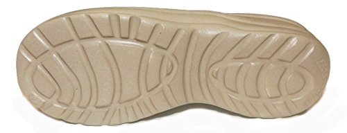 Khaki Clogs Easy Women's Soft Wide CIwI4UXxq