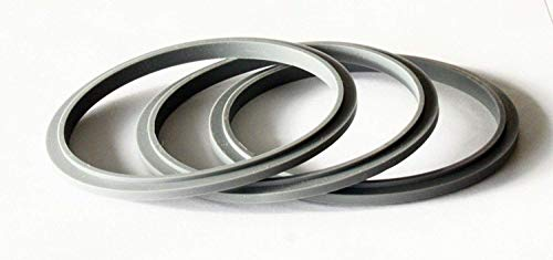 Nutribullet Set of 3 Gaskets with Lip,