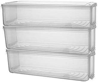 Rich-home Caja De Almacenamiento Refrigerador Organizador ...