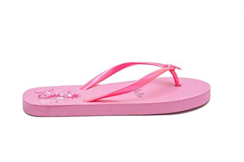 Chanclas Para Mujer Para playa y Piscina Caballo de Mar Airee Fairee Rosa EU 38-39 Rosa