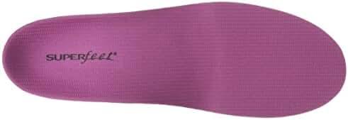 Superfeet Women's BERRY Performance & Comfort Insoles