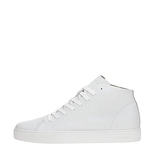 Crime 11290KS1 Sneakers Uomo Bianco 44