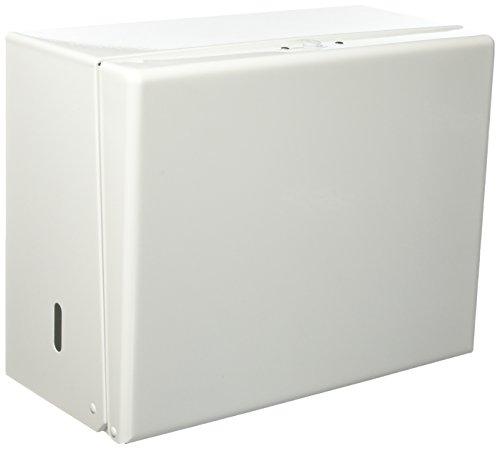 NATIONAL PACKAGING SRV Single-Fold Towel Dispenser
