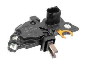 - Mercedes (98-08) Voltage Regulator for BOSCH Alternator only